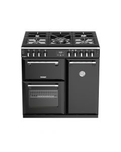 Stoves ST RICH DX S900G BK Range Cooker