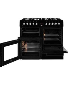 Beko KDVF100-BL Range Cooker
