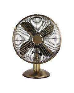 Status International Ltd S12ADESKFAN1PKB Cooling Fan