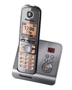 Panasonic KX-TG6721EM Telephone