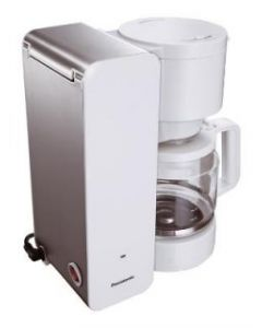 Panasonic NC-DF1WXC Espresso/Coffee
