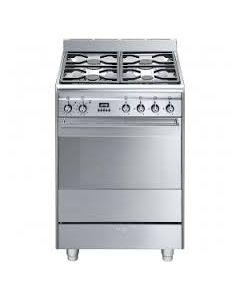 Smeg SUK61PX8 Oven/Cooker