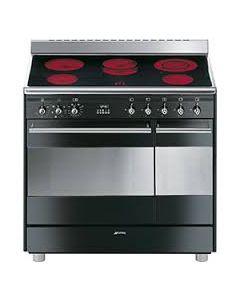 Smeg SUK92CBL9 Range Cooker