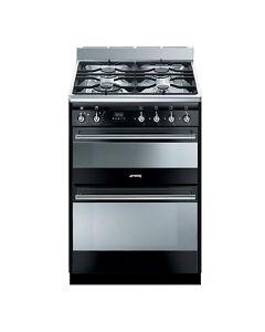 Smeg SUK62MBL8 Oven/Cooker