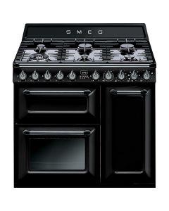 Smeg TR93BL Range Cooker