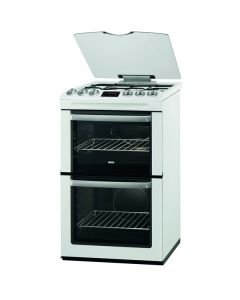 Zanussi ZCG552GWC(A) Oven/Cooker