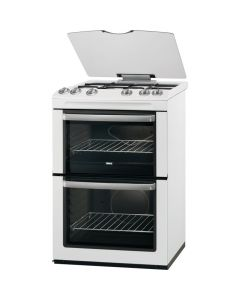 Zanussi ZCG669GW Oven/Cooker