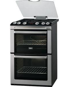 Zanussi ZCG664GXC Oven/Cooker