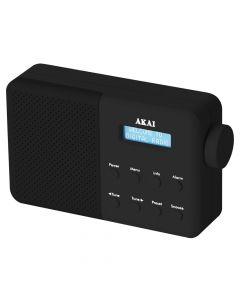 Akai A61041B Radio