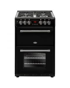 Belling FARMHOUSE60DFBLK Oven/Cooker
