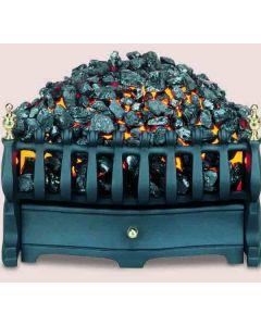 Burley 293 Heater/Fire
