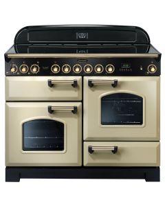 Rangemaster CDL110ECCR-B Range Cooker