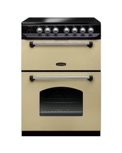 Rangemaster CLAS60ECCR/C Oven/Cooker