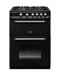 Rangemaster CLAS60NGFBL/C Oven/Cooker
