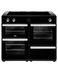 Belling COOKCENTRE110EIBLK Range Cooker