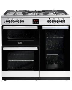 Belling COOKCENTRE90DFTSTA Range Cooker