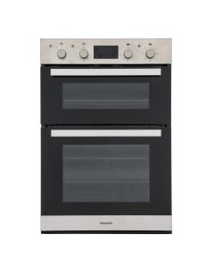 Hotpoint DKD3841IX Oven/Cooker