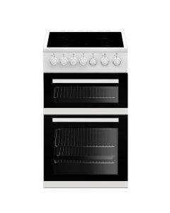 Beko EDVC503W Oven/Cooker