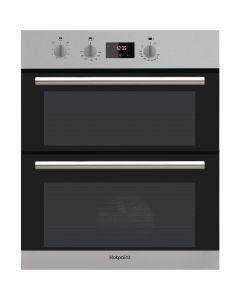 Hotpoint DU2540IX Oven/Cooker