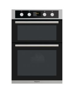 Hotpoint DD2844CIX Oven/Cooker