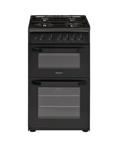 Hotpoint HD5G00KCB Oven/Cooker