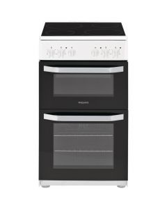 Hotpoint HD5V92KCW Oven/Cooker