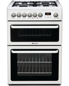 Hotpoint HAG60P Oven/Cooker