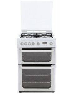 Hotpoint HUG61P Oven/Cooker