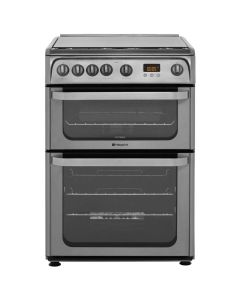 Hotpoint HUG61X Oven/Cooker