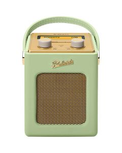 Roberts-Radio MINI-REVIVAL-GREEN LEAF Radio