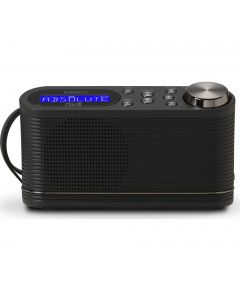 Roberts-Radio PLAY10-BLK Radio