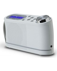 Roberts-Radio PLAY10-WH Radio