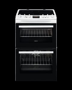 Zanussi ZCV46250WA Oven/Cooker