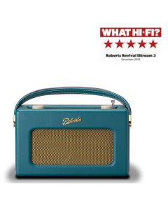 Roberts-Radio ISTREAM3-TEAL BLUE Radio