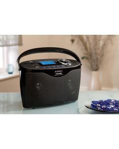 Roberts-Radio STREAM205-BK Radio