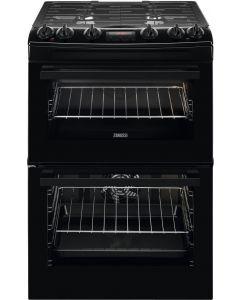 Zanussi ZCK66350BA Oven/Cooker