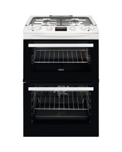 Zanussi ZCK66350WA Oven/Cooker
