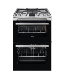 Zanussi ZCK66350XA Oven/Cooker