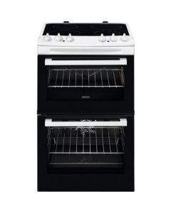 Zanussi ZCV46050WA Oven/Cooker