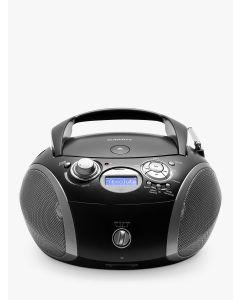Roberts-Radio ZOOMBOX3-BK Radio