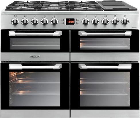Leisure CS100F520X Range Cooker