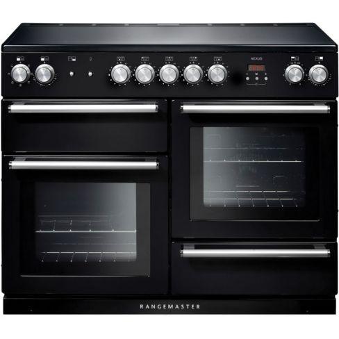 Rangemaster NEX110EIBL/C Range Cooker