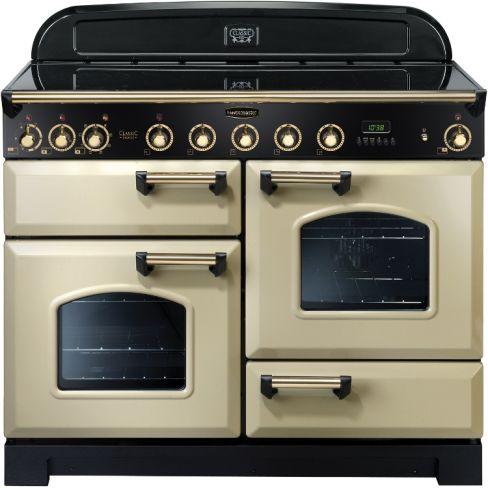 Rangemaster CDL110EICR/B Range Cooker