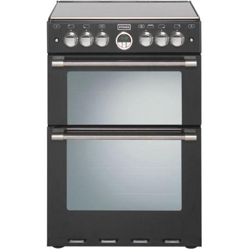 Stoves ST STERLING 600E BLK Oven/Cooker