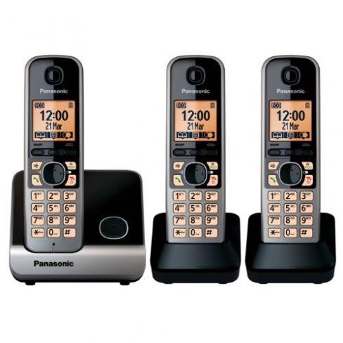 Panasonic KX-TG6813EB Telephone