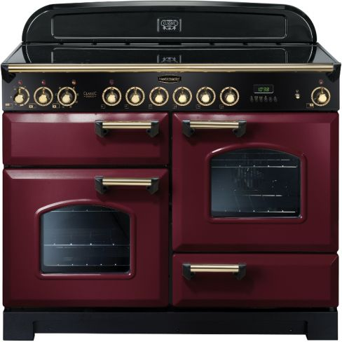 Rangemaster CDL110ECCY/B Range Cooker