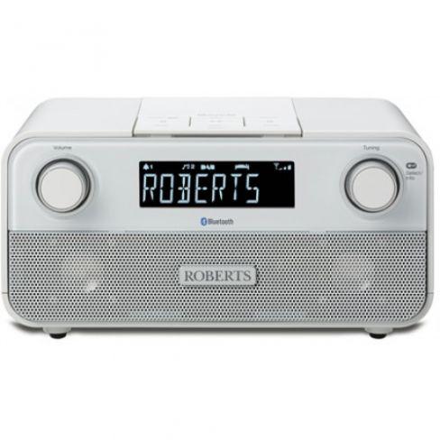 Roberts-Radio BLUTUNE50-WH Radio