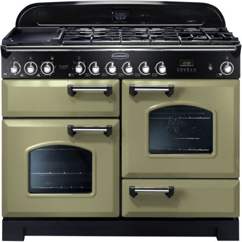 Rangemaster CDL110DFFOG/C Range Cooker