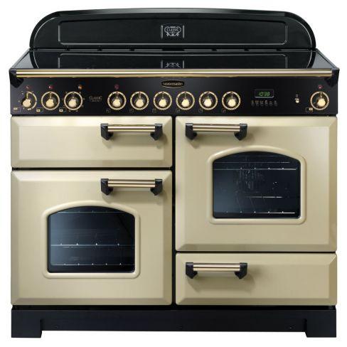 Rangemaster CDL110ECCR/B Range Cooker