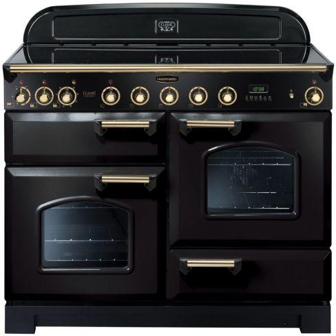 Rangemaster CDL110EIBL/B Range Cooker